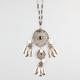 FULL TILT Round Medallion Pendant Necklace