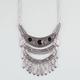 FULL TILT Ethnic 3 Bar Drop Necklace