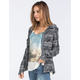 BILLABONG Breathing Light Womens Fleece Jacket