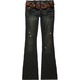 ALMOST FAMOUS Premium Womens Flare Jeans