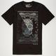HURLEY Skulldana Mens T-Shirt