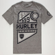 HURLEY Move Up Mens T-Shirt