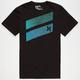 HURLEY Icon Slash Push Mens T-Shirt
