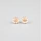 FULL TILT Daisy Fireball Earrings