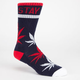 DGK Stay Smokin Mens Crew Socks