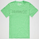 HURLEY One & Only Triblend Mens T-Shirt