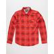 VOLCOM Harry Mens Flannel Shirt