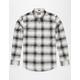 VOLCOM Meyers Mens Flannel Shirt