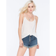 RVCA Label Frances Womens Tank