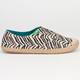 SANUK Runaround Jute Womens Shoes