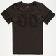 SHOUTHOUSE Black Lights Boys T-Shirt