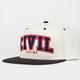 CIVIL Blocked Mens Snapback Hat