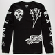 NEFF Electron Mens Sweatshirt
