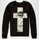 FAMOUS STARS & STRAPS Almighty Mens Sweatshirt