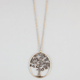 FULL TILT Rhinestone Tree Necklace