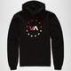 RVCA VA Sport VA Star Circle Mens Hoodie