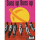 LOST Buns Up Sticker