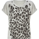 FULL TILT Animal Pattern Girls Tee