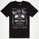 NEFF Austin Carlyle AC After Party Mens T-Shirt