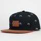 ROOK Rat Race Mens Snapback Hat