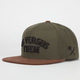 US VERSUS THEM Nomad Mens Snapback Hat