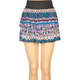 FULL TILT Double Bubble Ethnic Print Womens Skirt