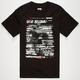 DGK Black Out Mens T-Shirt
