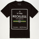 YOUNG & RECKLESS Seal Of Approval Mens T-Shirt