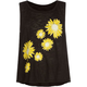 FULL TILT Sunflower Girls Swing Tank