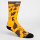 STANCE Burnout Mens Crew Socks