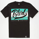 BLVD Stickers Boys T-Shirt