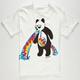 RIOT SOCIETY Tie Dye Puke Boys T-Shirt