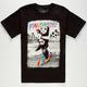 RIOT SOCIETY Tie Dye Surf Panda Boys T-Shirt