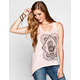 LIRA Eastern Womens Hi Low Tank