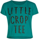 FULL TILT Little Crop Tee Girls Crop Tee
