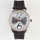 Large Number Rhinestone Watch