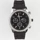GENEVA Rhinestone Chronograph Watch