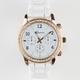 GENEVA Rhinstone Chronograph Watch