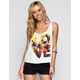 FULL TILT Love Sunset Womens Swing Tank
