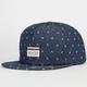 BILLABONG Austin Space Mens Snapback Hat