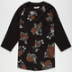 RETROFIT Floral Mens Baseball Tee