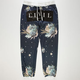 CIVIL Floral Star Mens Jogger Pants