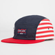 DGK United Mens 5 Panel Hat