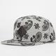 DGK Teardrop Mens Snapback Hat