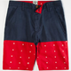 CIVIL Just Stars Mens Shorts