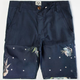 CIVIL Starmont Mens Shorts