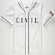 CIVIL Regime Mens Baseball Jersey