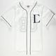 CIVIL Mens Mesh Baseball Jersey