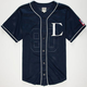 CIVIL Mens Mesh Baseball Jersey