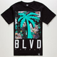 BLVD Funeral Mens T-Shirt